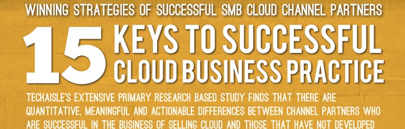 15 Keys to Successful SMB Cloud Practice Infographic