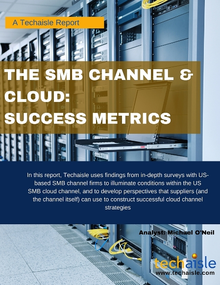 techaisle smb channel and cloud success metrics