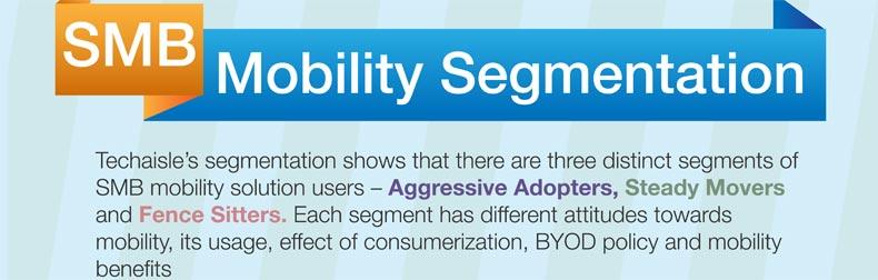 SMB Mobility Segmentation Infographic