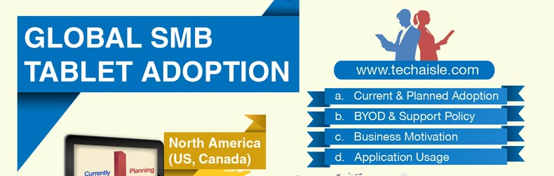Global SMB Tablet Adoption Infographic