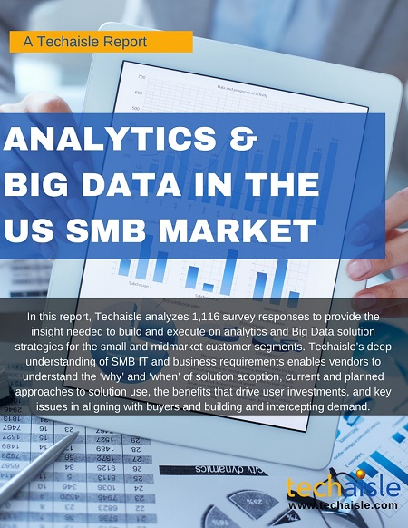 techaisle analytics smb report cover final