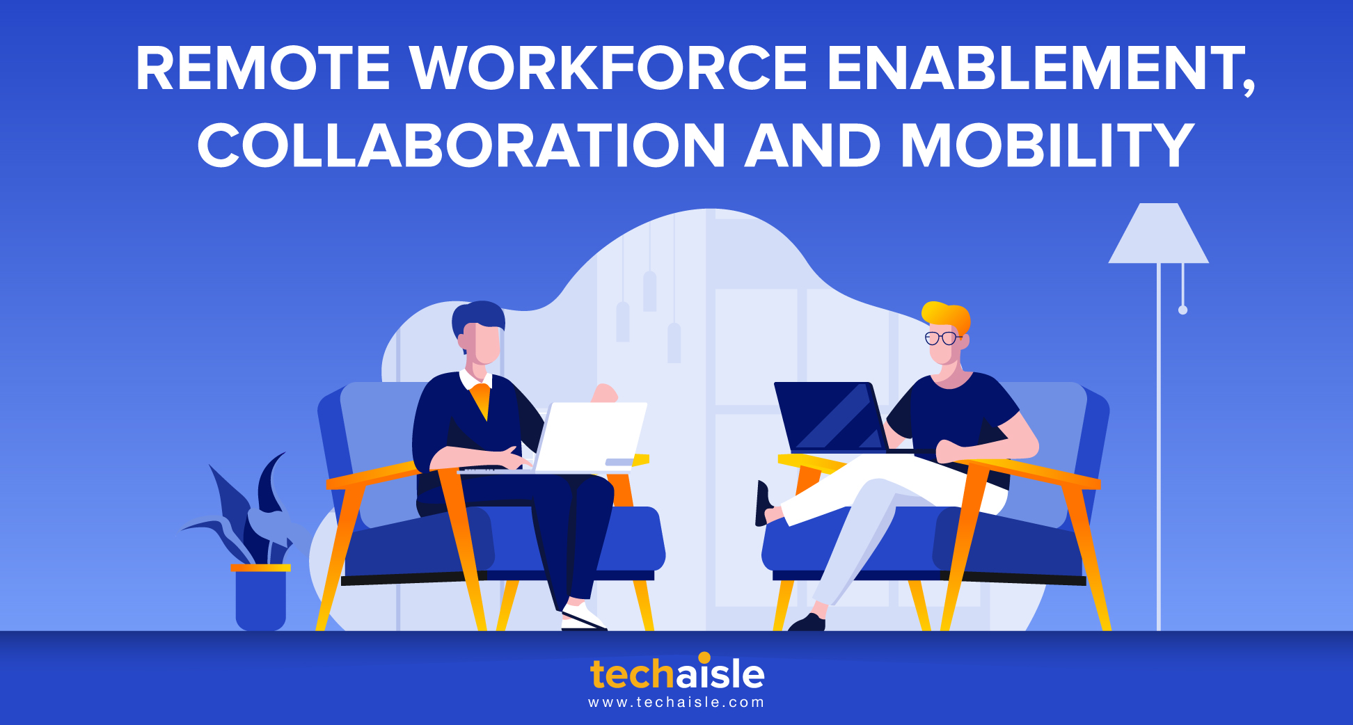 techaisle remote workforce enablement