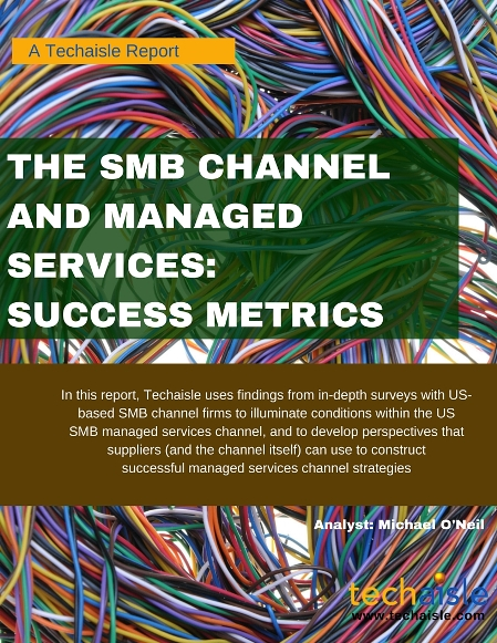 techaisle smb channel and managed services success metrics