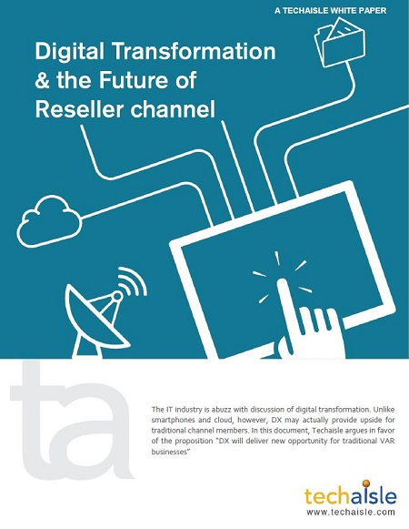 techaisle white paper digital transformation reseller future resized